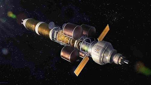 中国航天:2040年前后实现核动力空间穿梭机的重大突破(图1)