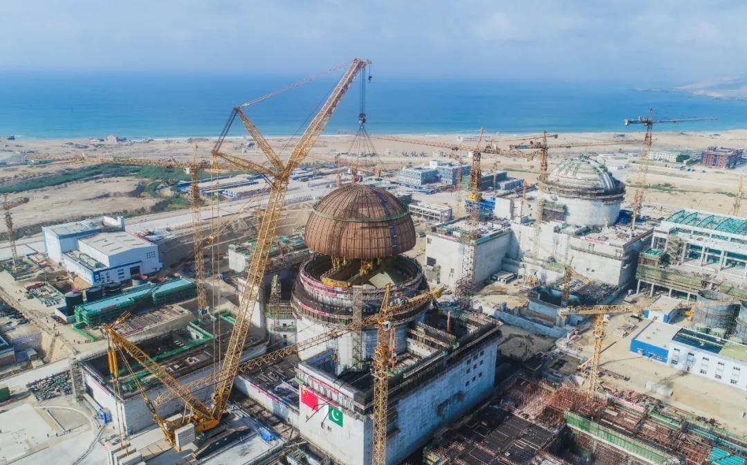 在巴基斯坦建核电 他们实现了多个首创!