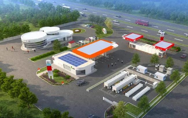 """全国首个""""核电+""""综合智慧能源项目近日开工"""