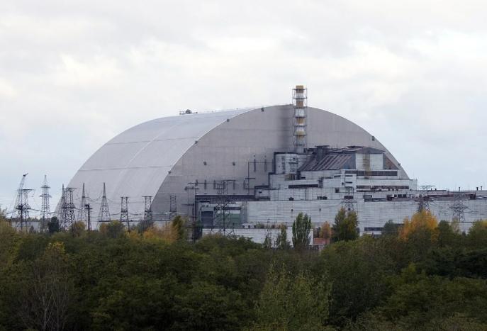 """切尔诺贝利核废料""""复燃"""" 专家忧再度发生事故"""