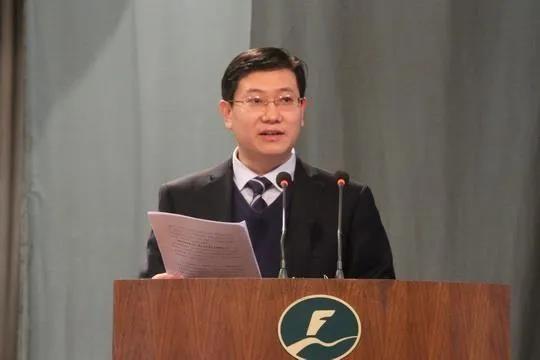 陈军利任中国铀业党委书记、董事长