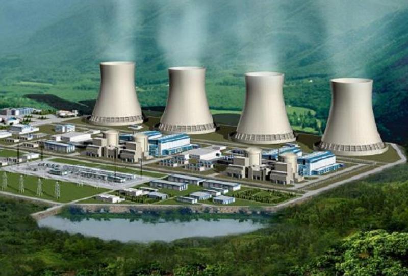 吉阳核电项目和芜湖核电项目尚未全面开展前期工作