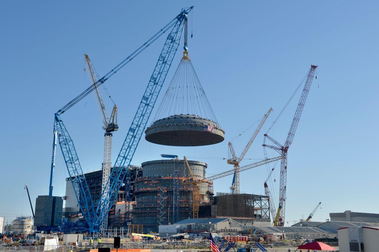 美国佐治亚州的 Vogtle 核电站面临更多建设延误
