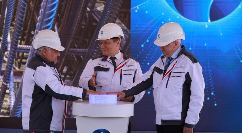 俄罗斯开建世界第一台新一代BREST-OD-300核电机组