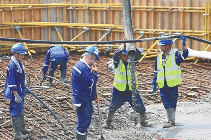 中国核电:公司的核电机组在建设周期一般在5年左右