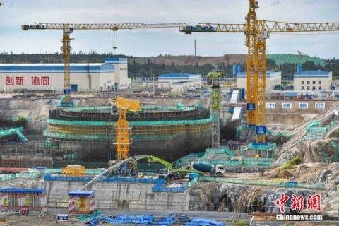 海南昌江核电二期项目有序推进