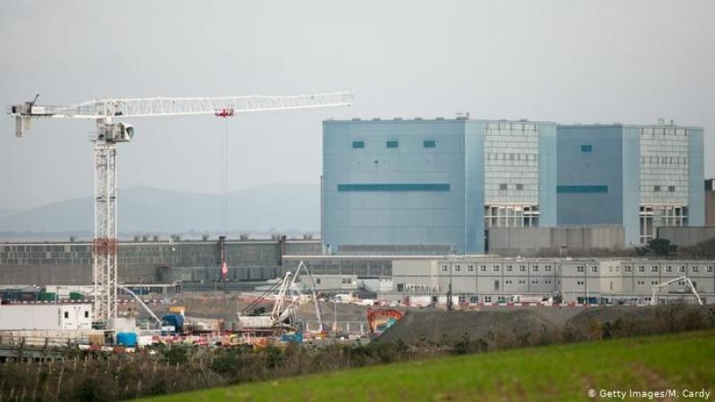 英国工会组织呼吁政府支持新建核电机组项目