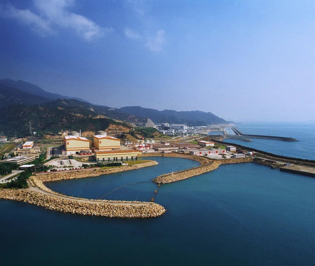 大亚湾核电站安全运营10000天 累计供电超3800亿度