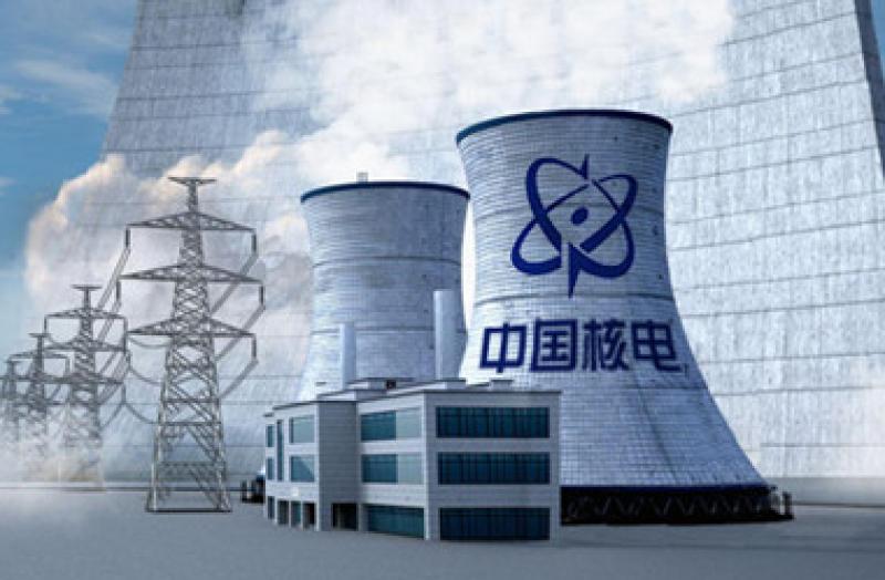 """合心献""""核""""力 奋斗写华章——中国核电篇"""