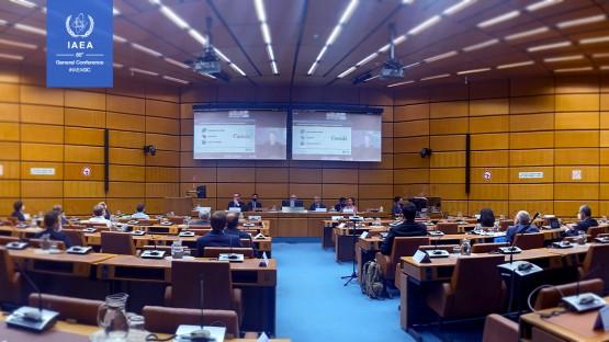 国际原子能机构活动展示了核氢清洁能源转型的进展和创新