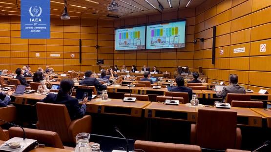 国际原子能机构:大会强调 SMR 的安全性