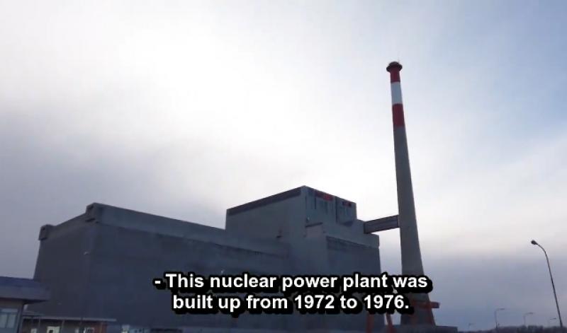 走进从未启动的核电站