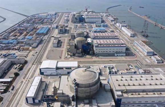中央再提积极安全有序发展核电,核电板块大涨